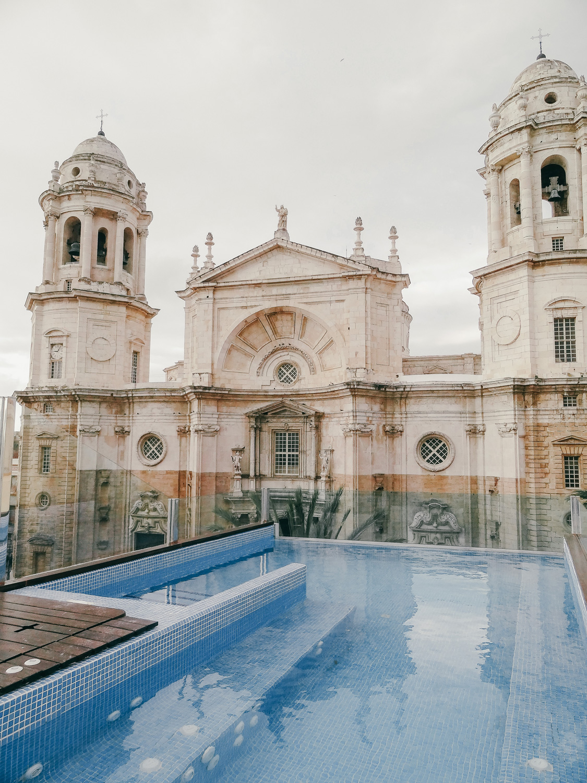 Cadix hotel la Cathedral, Andalousie - hellolaroux.com