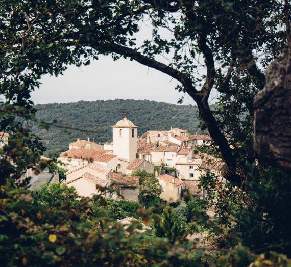 Golfe de Saint Tropez — visite provençale à Gassin, Grimaud & Ramatuelle