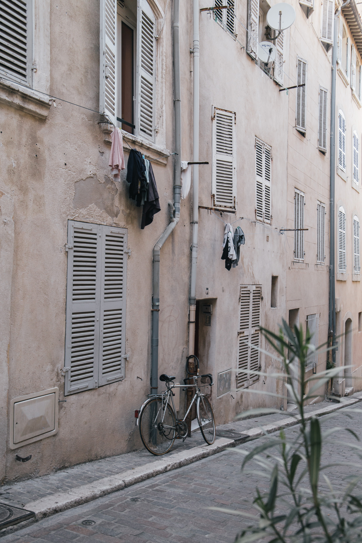 Le Panier, rue de Marseille