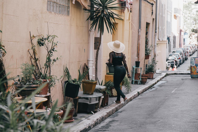 Le Panier, rue marseille