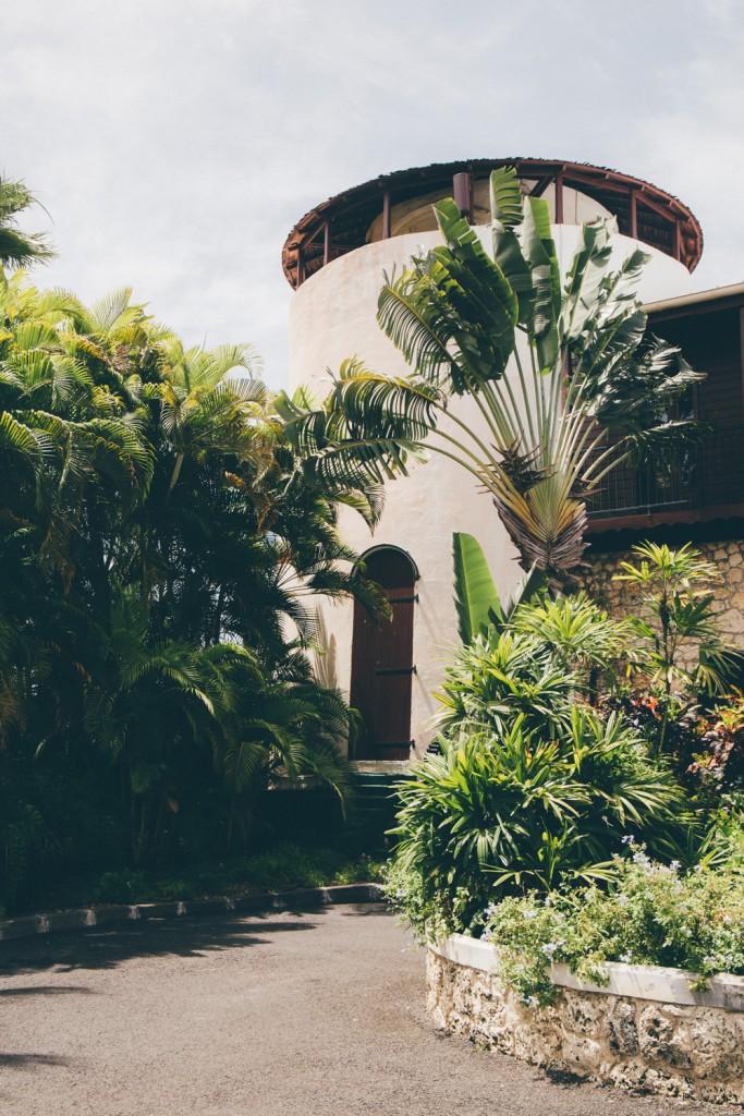 Auberge de la vieille tour, hotel Guadeloupe