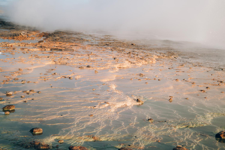 Geysir, cercle d'or Islande