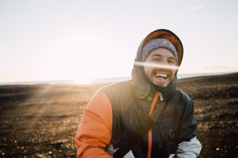 stopover Islande, Ben
