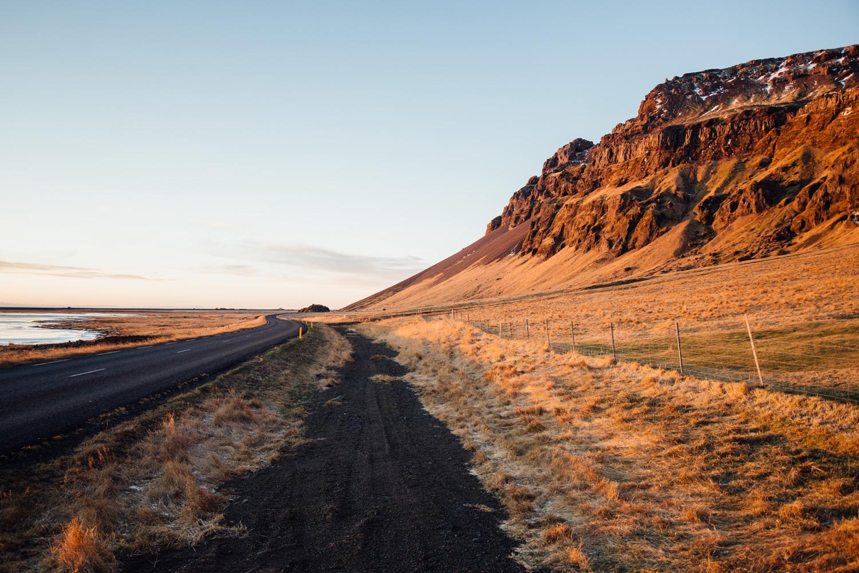stopover Islande, road trip