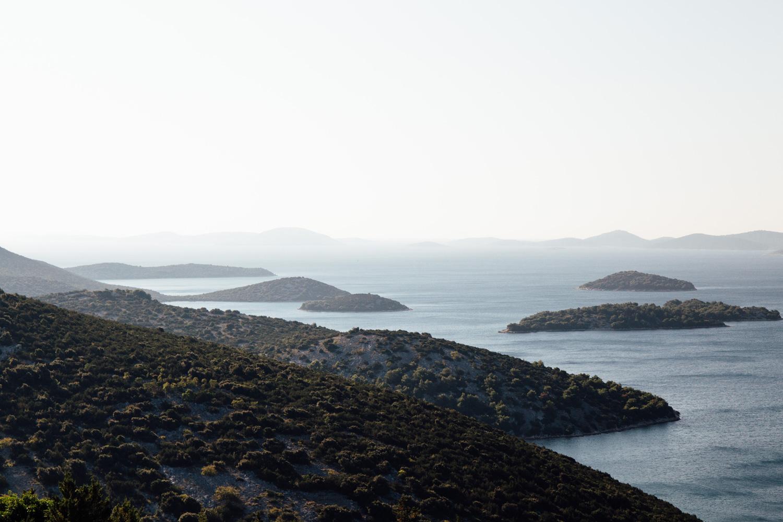 road trip croatie - Dalmatie