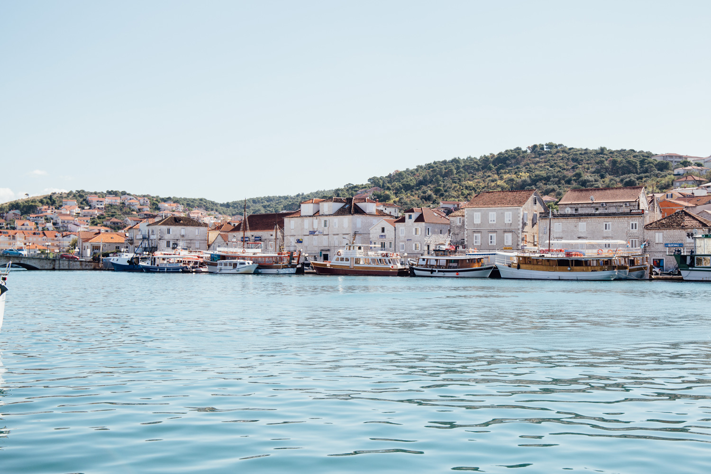 road trip croatie - Trogir