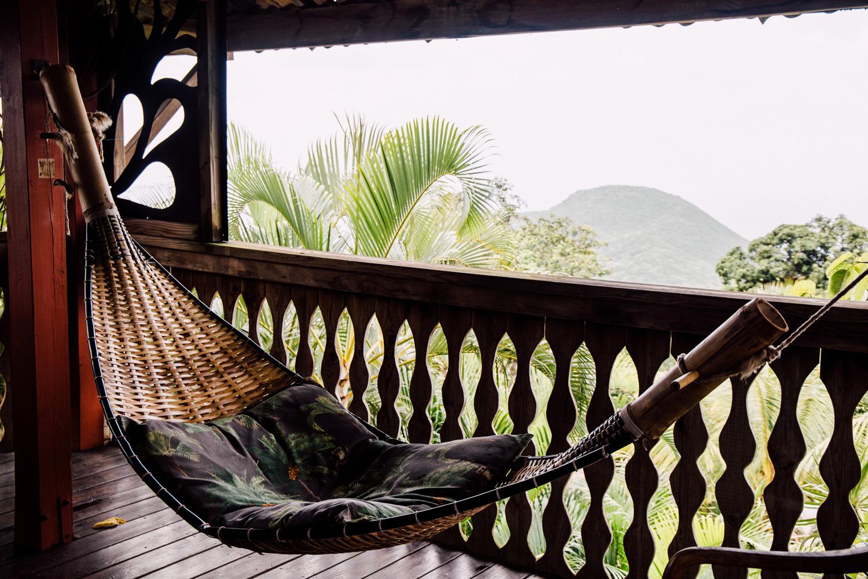 Tendacayou - dormir dans les arbres