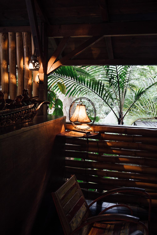 décoration créole écolodge guadeloupe