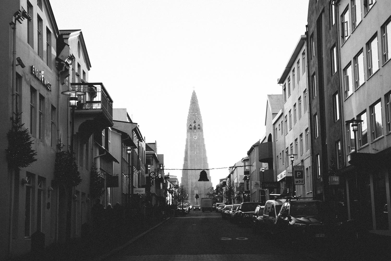 Hallgrímskirkja islande