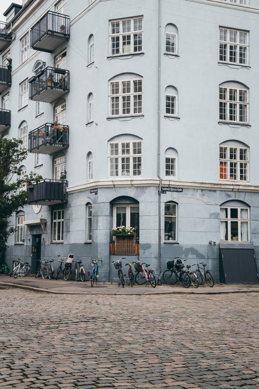 visiter Copenhague - rues colorées