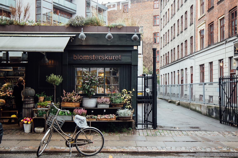 les jolies rues de Copenhague