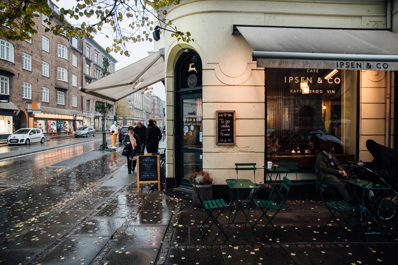 Copenhague Restaurant Pas Cher