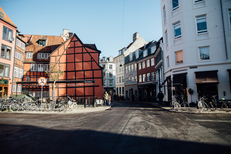 4 jours à Copenhague
