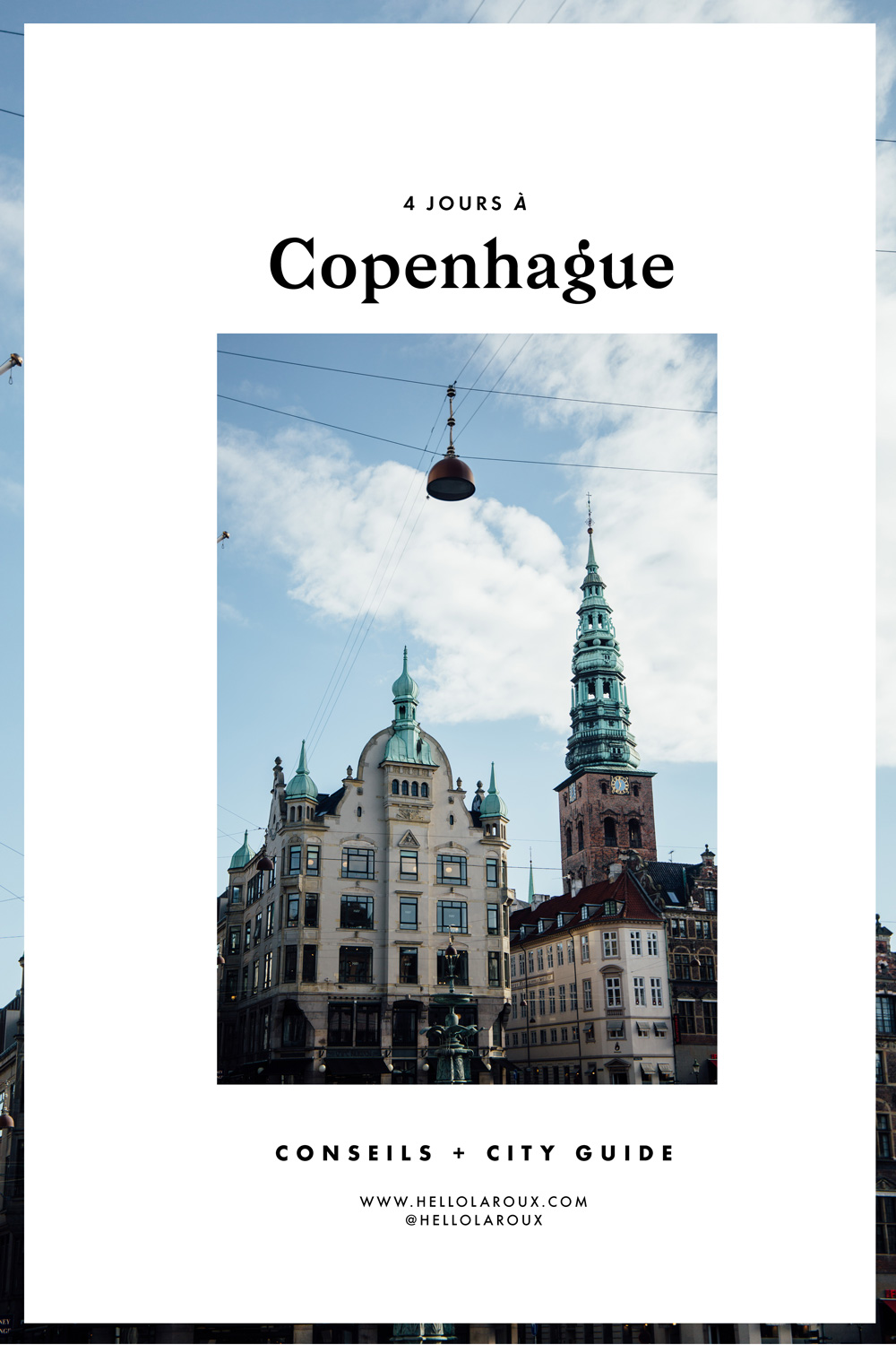 visiter Copenhague - city guide
