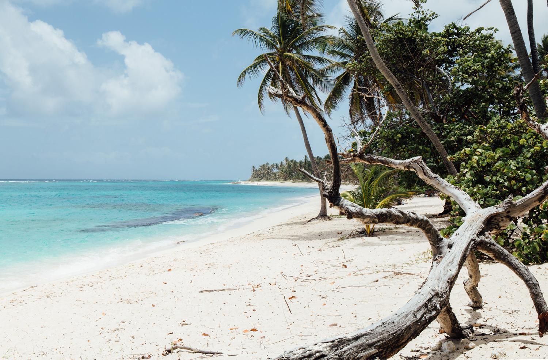 un voyage dans le temps, sur l'île de Marie-Galante