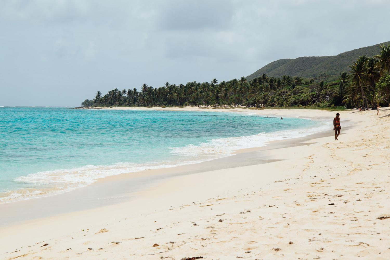 voir l'île de Marie-Galante en Guadeloupe