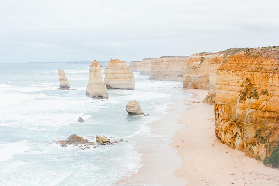 voyager en étant végétarien, expérience en Australie