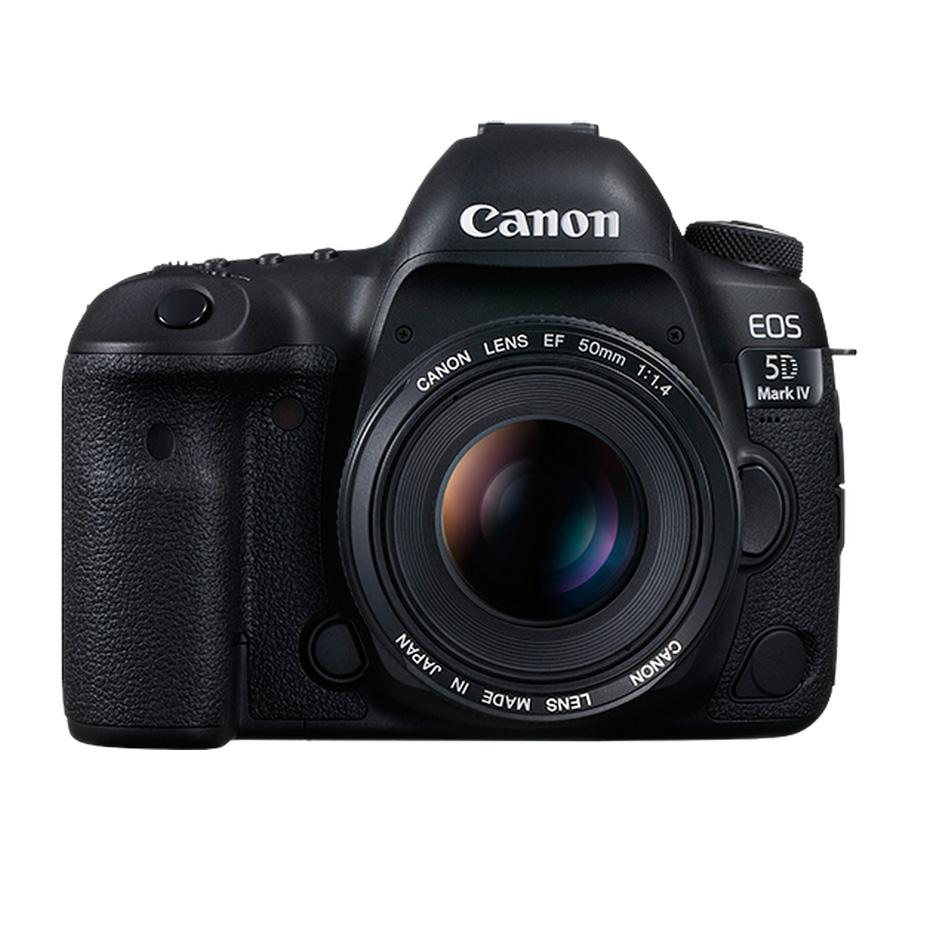 équipement photo canon 5D markIV