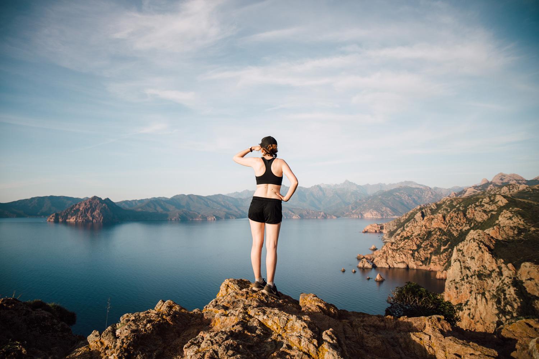 hiking Capo Rosso - Scandola