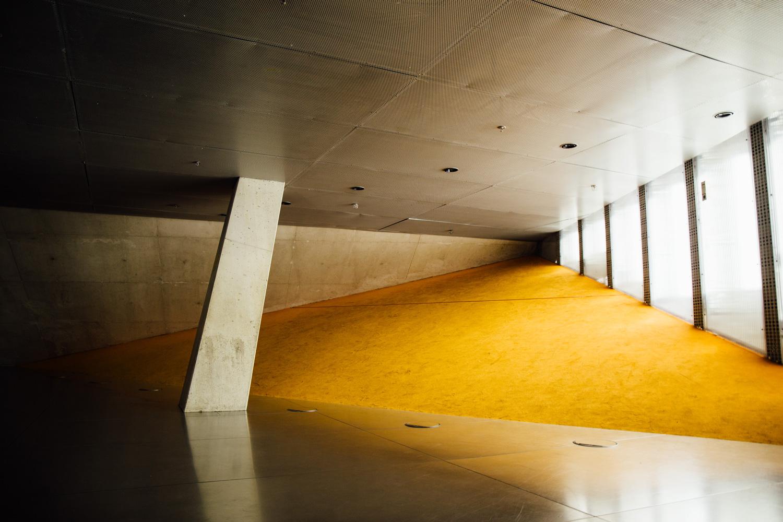 visite de la Casa da Musica, Porto