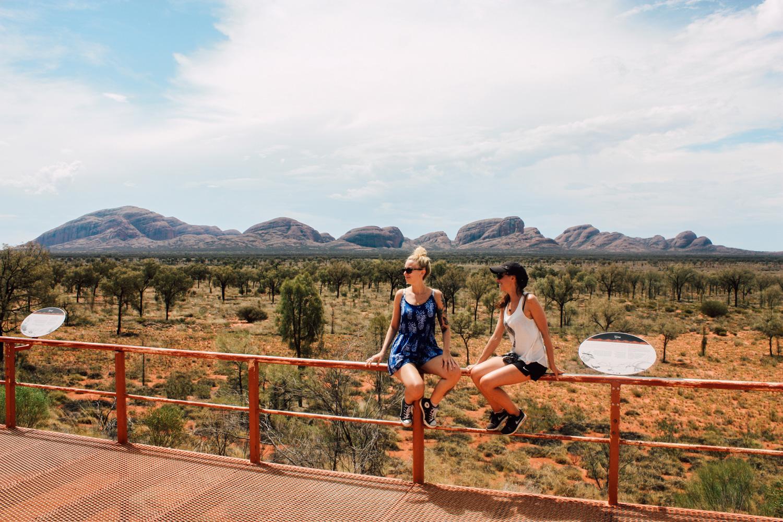 réflexion : être végétarien en voyage, expérience en Australie