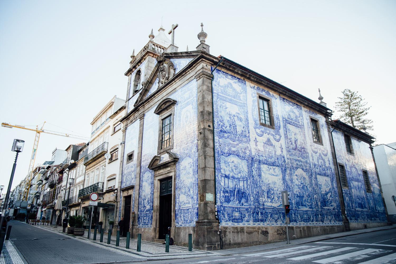 visiter le Portugal - Porto