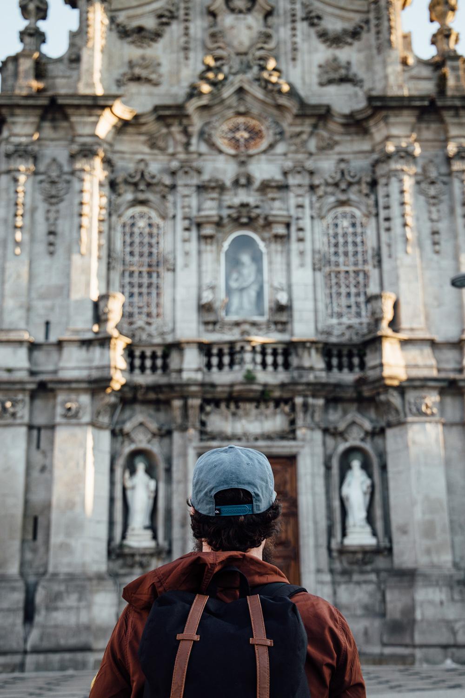 visiter à Porto : Igreja do Carmo