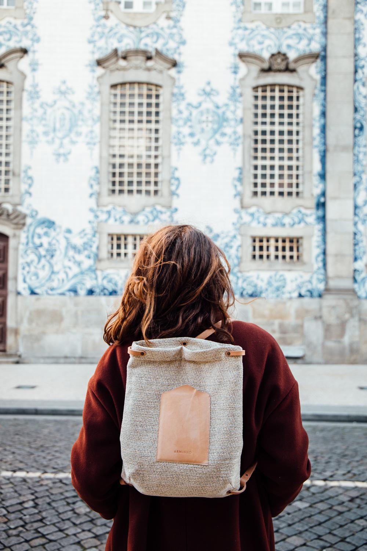 visiter Porto : Igreja do Carmo et sa façade d'azueljos