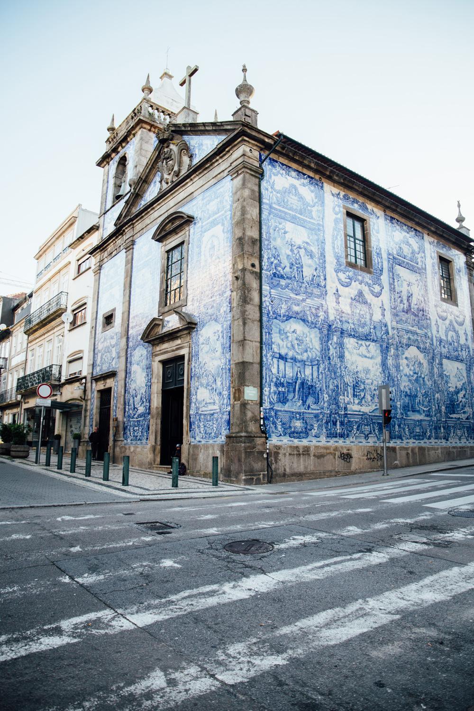 Que voir à Porto : la Capela das Almas de Santa Catarina