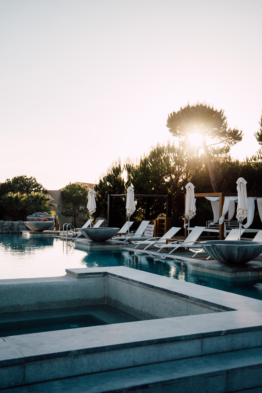 Costa Navarino - hotel luxe Grece
