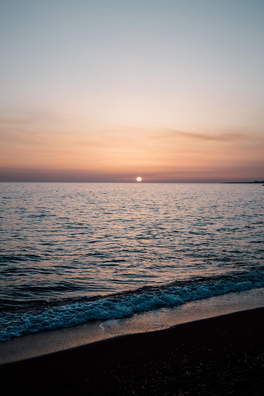 Costa Navarino - coucher de soleil