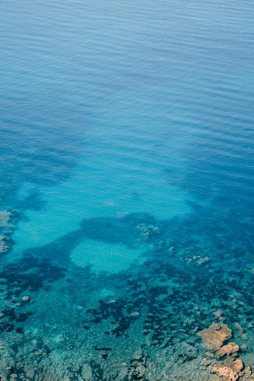 bleu paradisiaque Corse