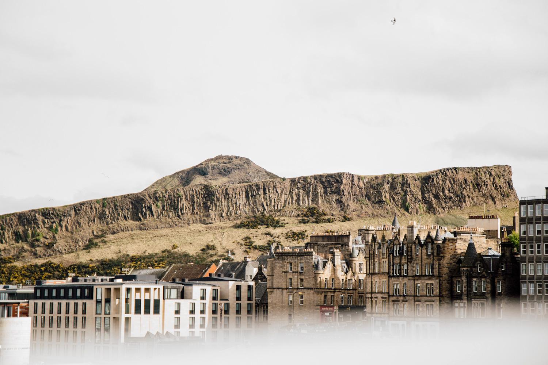 visiter Edimbourg en Écosse - Arthur's seat