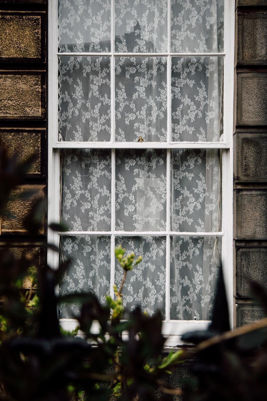 fenêtre Édimbourg Écosse