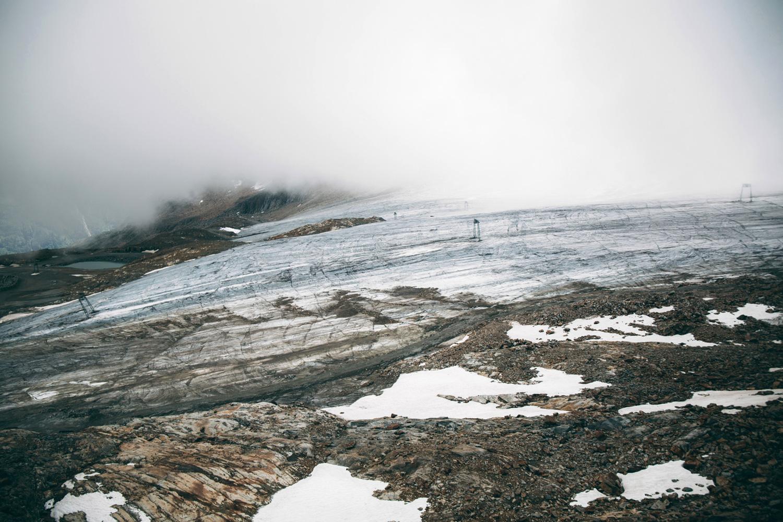 randonnée glaciaire Sölden