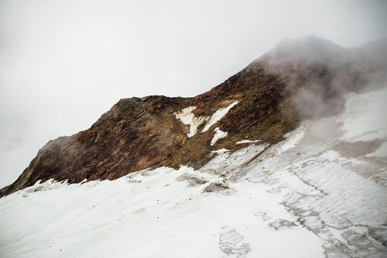 randonnée sur glace Sölden