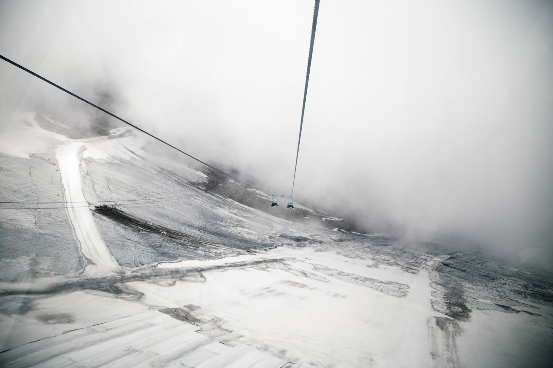 remontées mécaniques glaciers Sölden