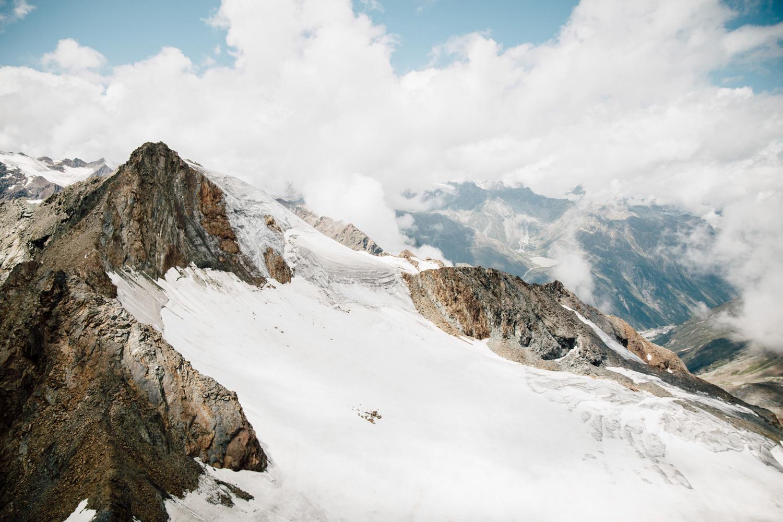 glaciers Autriche