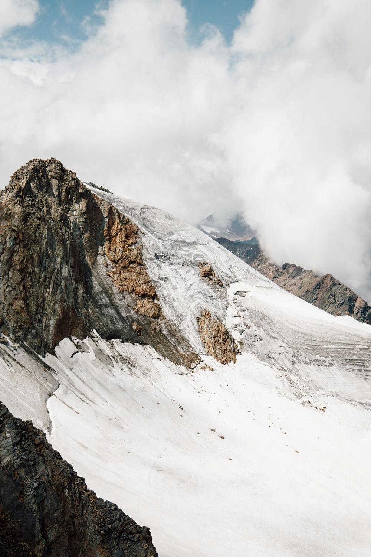 randonnée sur la glace Autriche