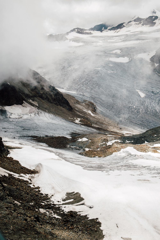 les plus beaux glaciers d'Autriche