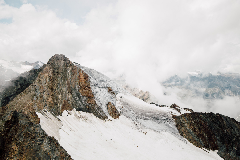 randonnée glaciers Autriche