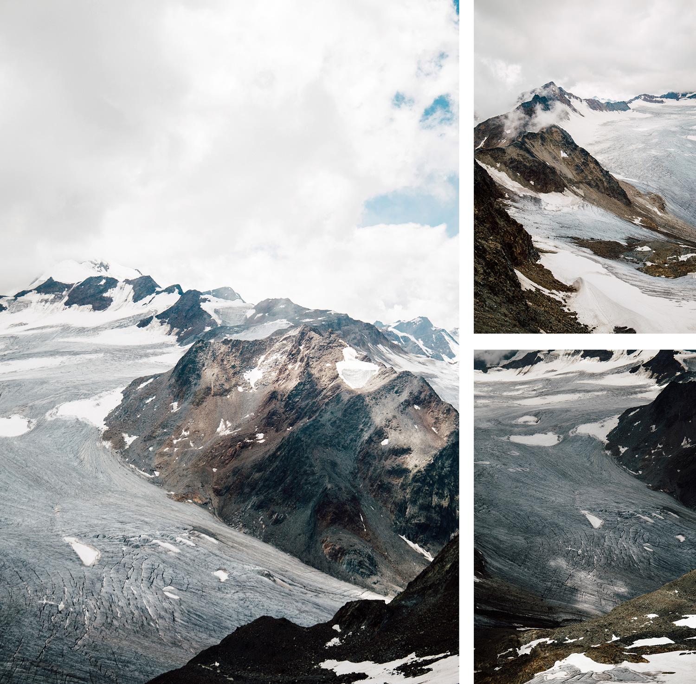faire une randonnée glaciaire en Autriche