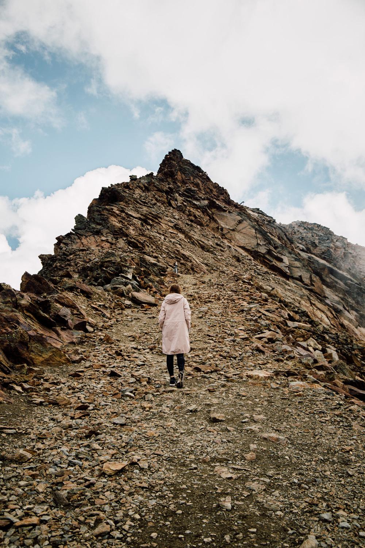 mountain hiking Austria