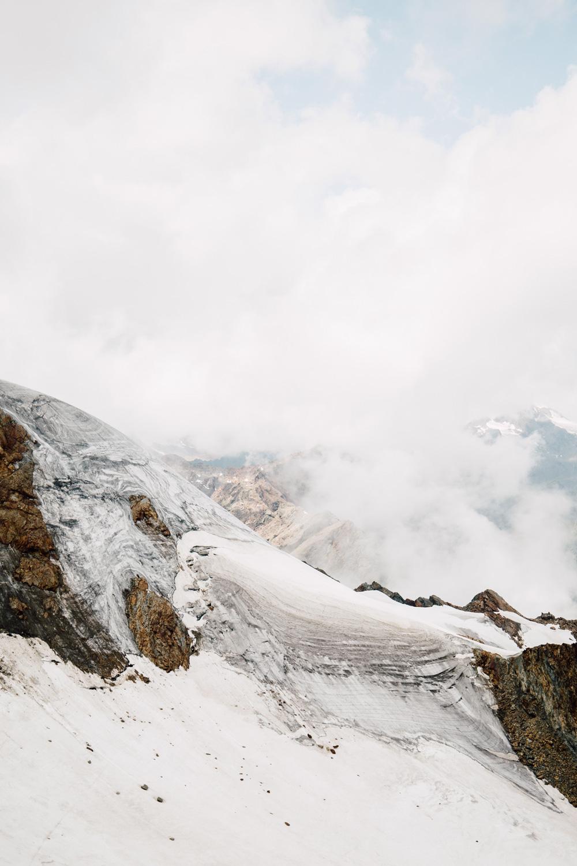 glacier du Tyrol