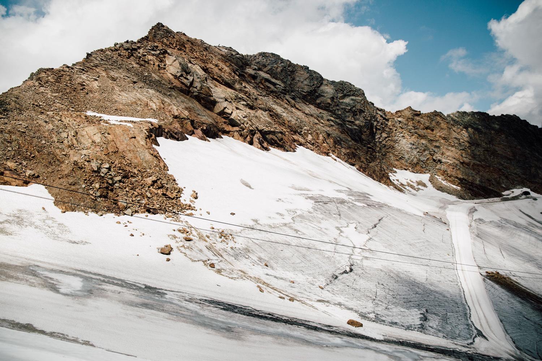 voir des glaciers en Autriche