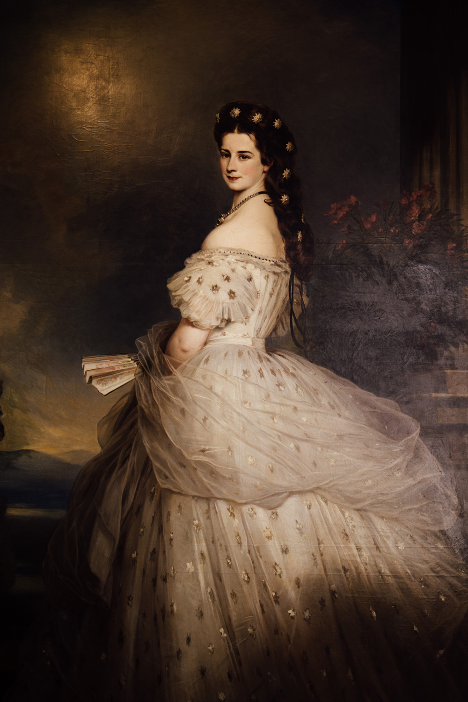 Hofburg Innsbruck - portrait de l'impératrice Sissi