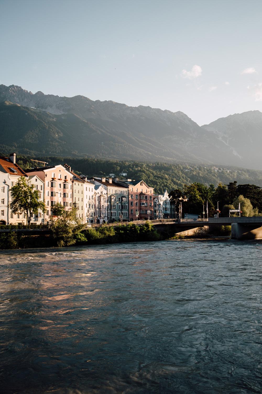 sunrise Innsbruck Austria