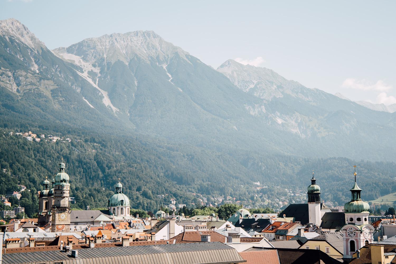 Visiter Innsbruck la capitale des Alpes
