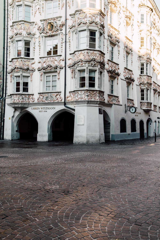 que voir a Innsbruck