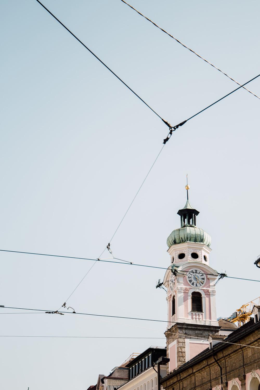 visiter Innsbruck - Autriche